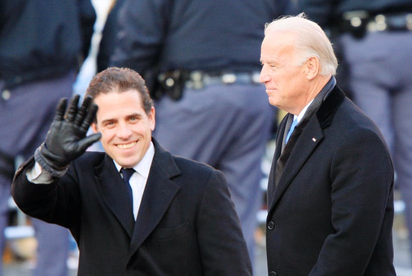 Hunter and Joe Biden ukraine