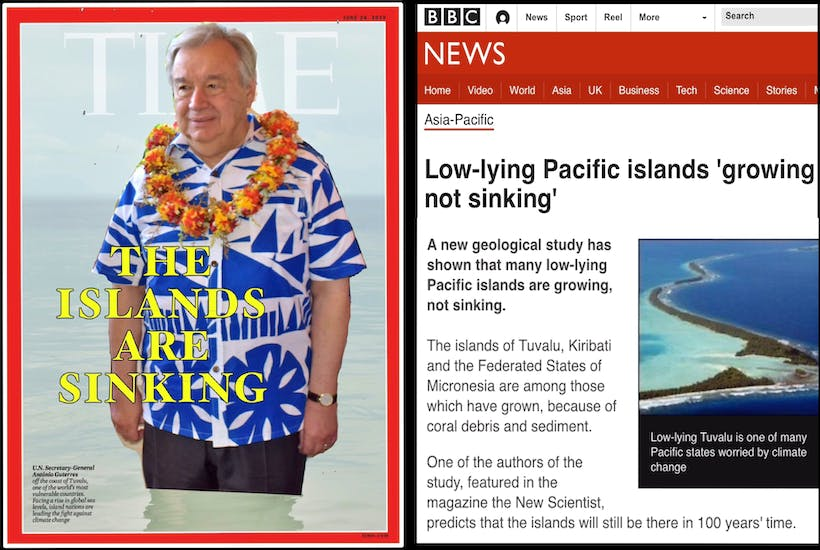 Pacific Island states will not longer play the patsies for the climate  alarmists   The Spectator Australia