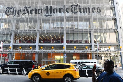The New York Times private