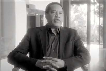 Larry Elder appears in 'Uncle Tom' trailer