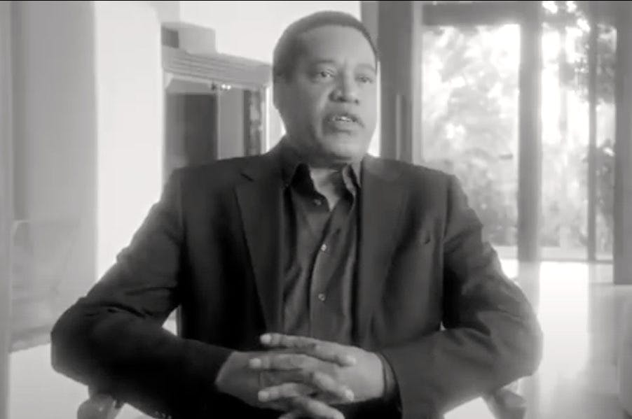 Larry Elder appears in 'Uncle Tom' trailer