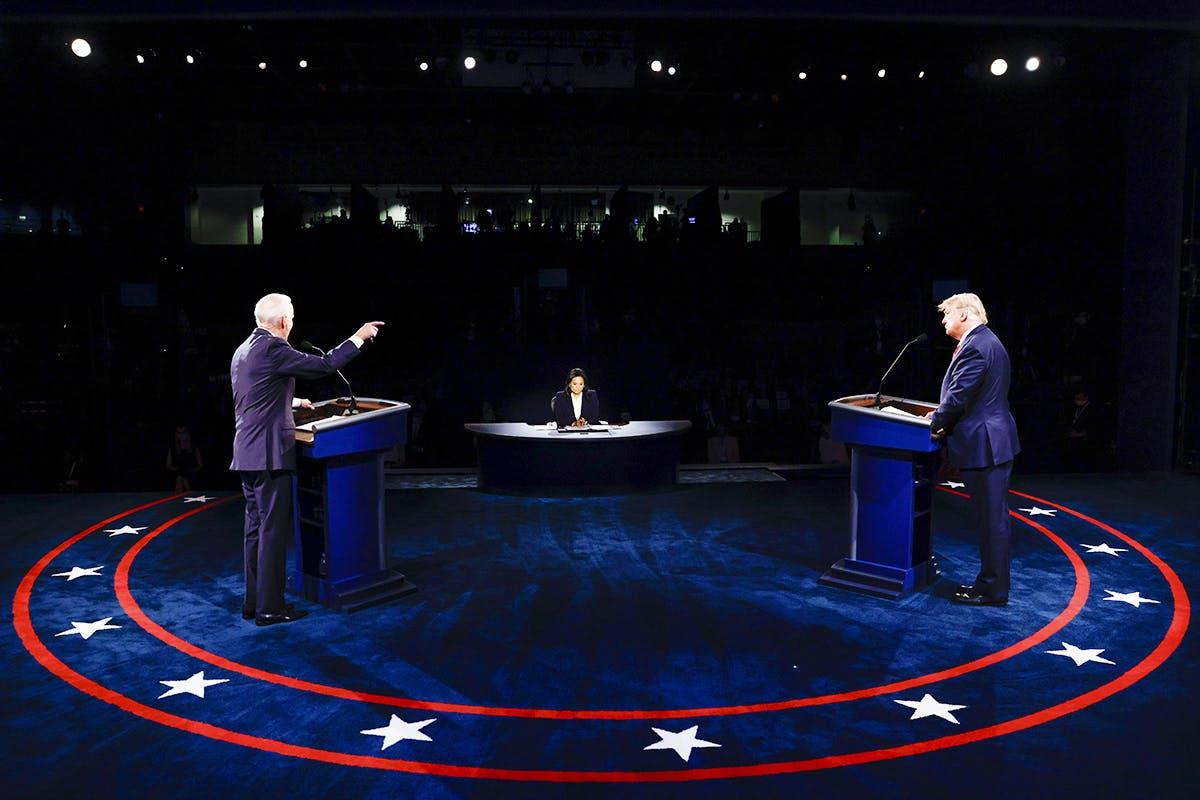 debate bruises biden