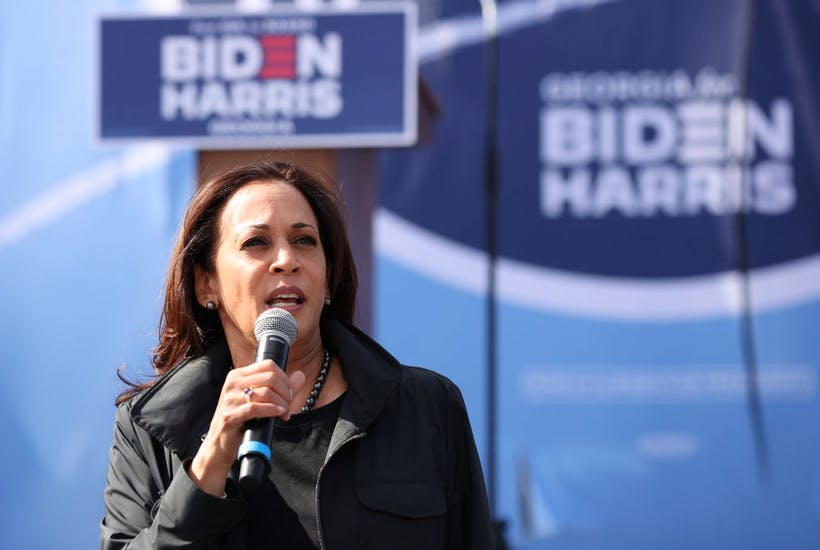 kamala harris james madison