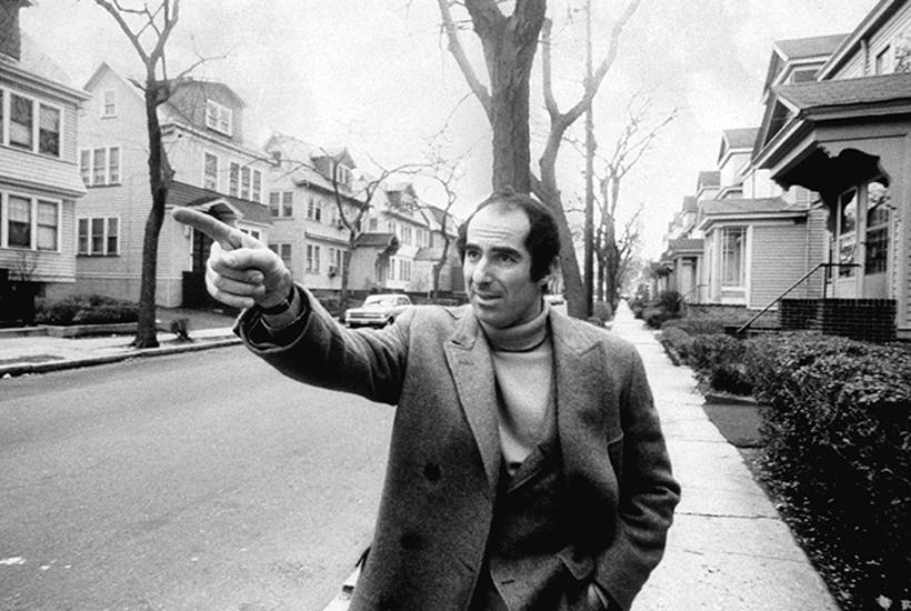 Philip Roth in 1968 (Getty)
